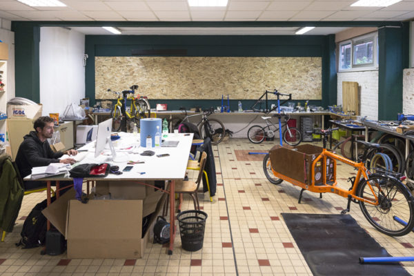 Appel à candidatures : Lieux ressources pour l'entrepreneuriat à vélo