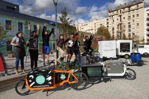 Les Boîtes à Vélo labellisées «50 solutions de mobilités pour nos régions»
